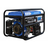 Бензиновый генератор TSS SGG 5000E