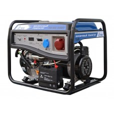 Бензиновый генератор TSS SGG 7500E3