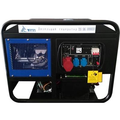 Дизельный генератор TSS SDG 10000EH3