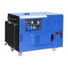 Дизельный генератор TSS SDG 10000EHS