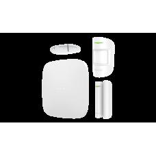 AJAX Система безопасности StarterKit WHITE