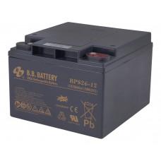 Аккумулятор B.B. Battery BPS 26-12