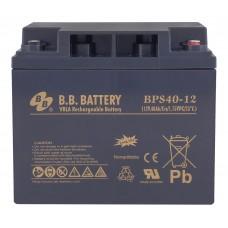 Аккумулятор B.B. Battery BPS 40-12