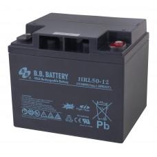 Аккумулятор B.B. Battery HRL 50-12