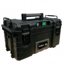 Мобильная автономная розетка EnergyBox LUX-1000