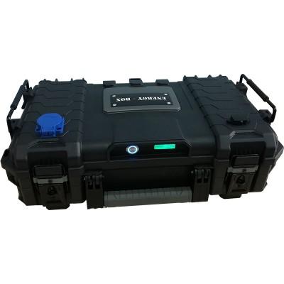 Мобильная автономная розетка EnergyBox ECO-150
