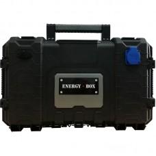 Мобильная автономная розетка EnergyBox ECO-300UPS