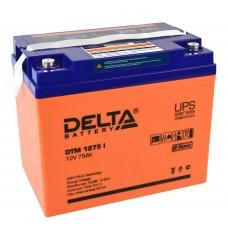 Аккумулятор DELTA DTM 1275 I