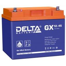 Аккумулятор DELTA GX 12-45