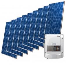 Сетевая солнечная электростанция 1800