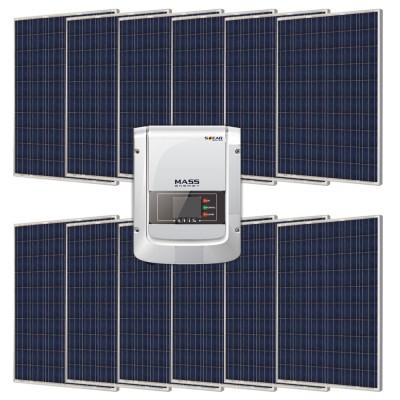 Сетевая солнечная электростанция 3000