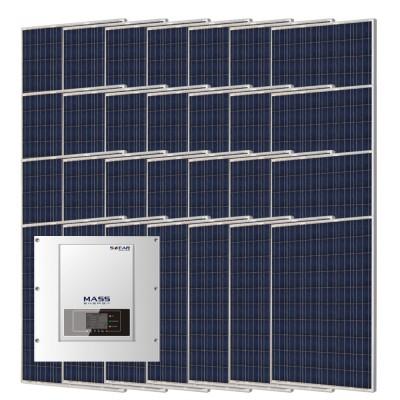Сетевая солнечная электростанция 7000
