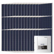 Сетевая солнечная электростанция 10500