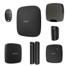 AJAX Система безопасности трёхкомнатная квартира BLACK