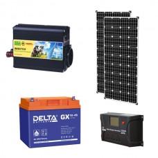 Автономная солнечная электростанция для дачи 2