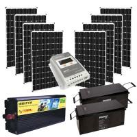 Автономная солнечная электростанция для дачи 3
