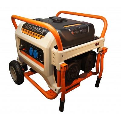 Бензиновый генератор REG E3 POWER GG4500-X