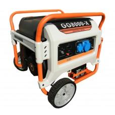 Газовый генератор REG E3 POWER GG8000-X