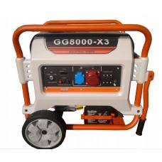 Газовый генератор REG E3 POWER GG8000-X3