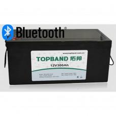 Аккумулятор TOPBAND 12300F Bluetooth