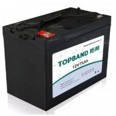 Аккумулятор TOPBAND 1275F