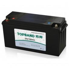 Аккумулятор TOPBAND 24100F