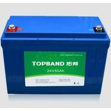 Аккумулятор TOPBAND 2450F
