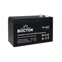 Аккумулятор ВОСТОК CK-1207