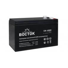 Аккумулятор ВОСТОК CK-1209
