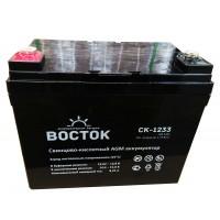 Аккумулятор ВОСТОК CK-1233
